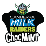 Choc mint Canberra Milk
